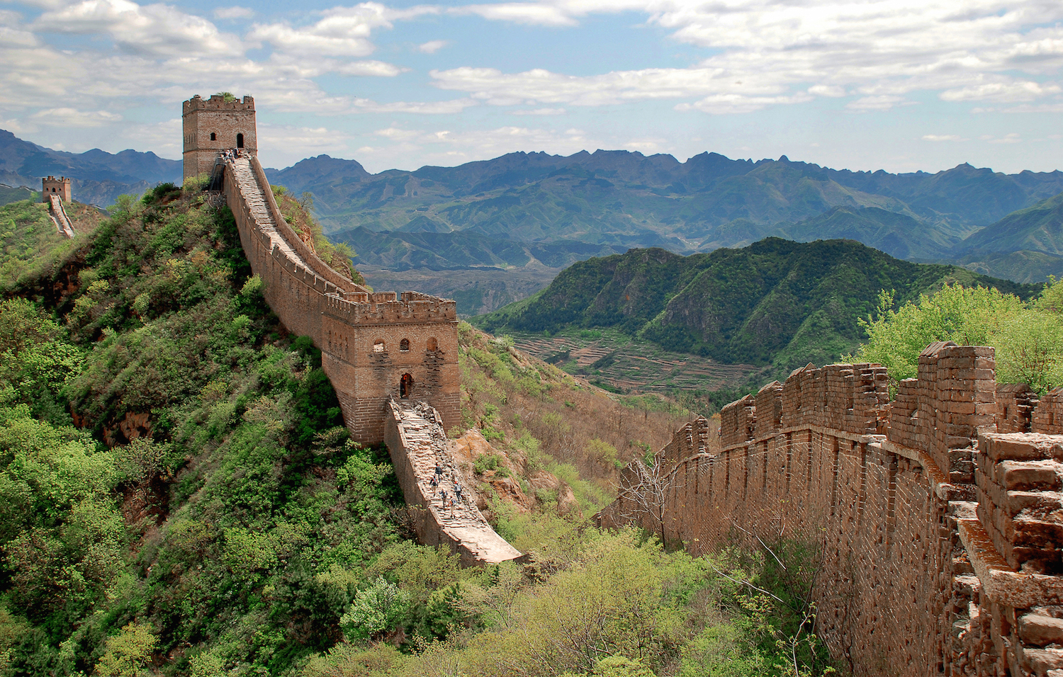 Unveiling The Great Wall of China – Dream Big: Engineering Our World
