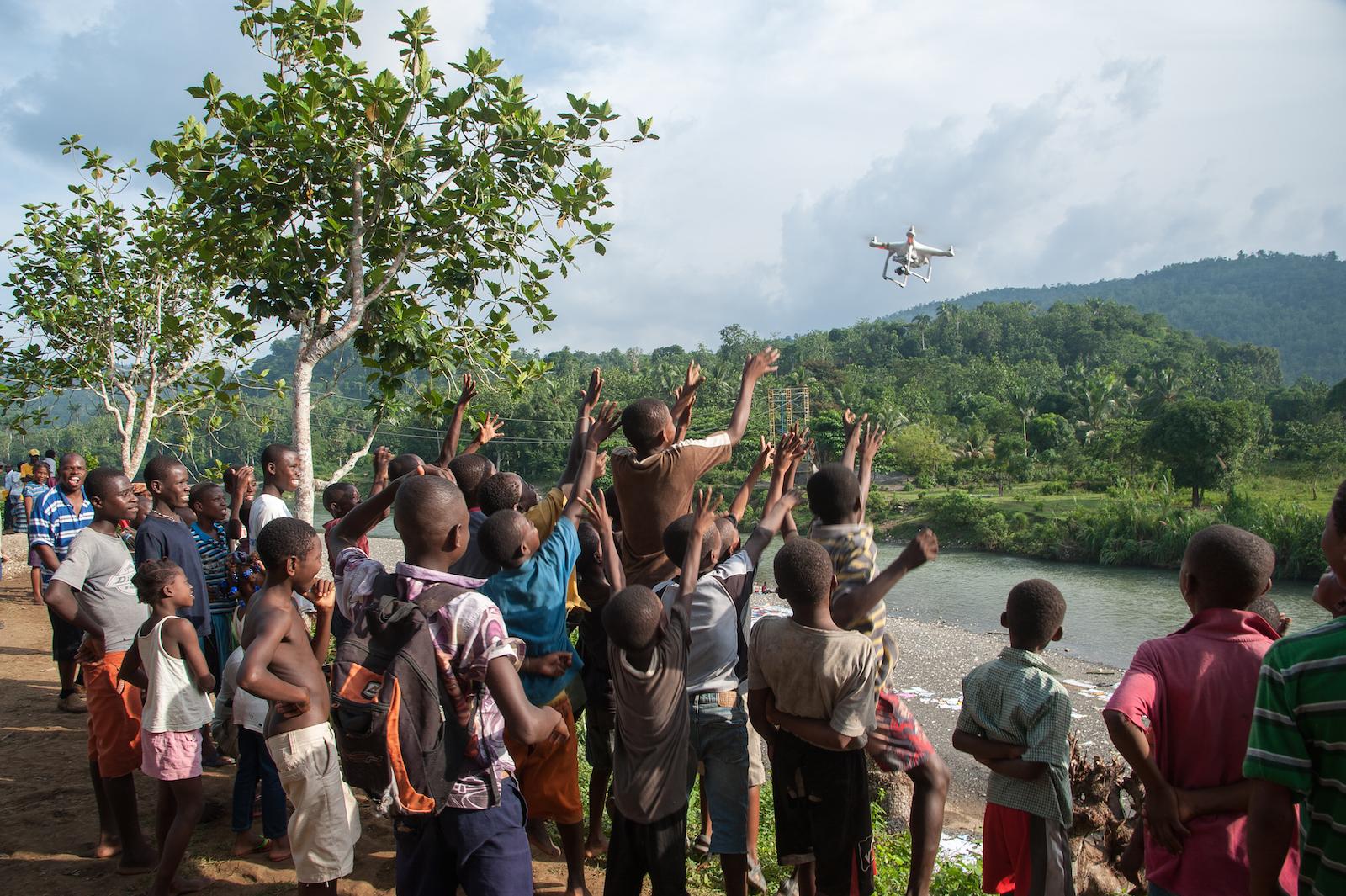 drones-haiti